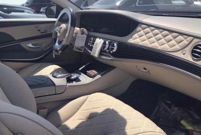20改款奔驰迈巴赫S560/S680配置区别