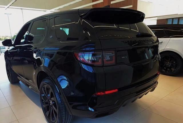 """新款""""路虎发现神行""""实拍,全黑车身,比Q5好看太多,马力249匹"""