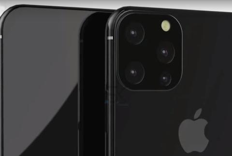 iPhone双模5G新机亮剑:条形挖孔+50倍变焦+4460mAh