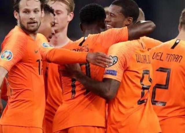欧预赛积分榜:8连胜!比利时碾压式领跑,荷兰压德国强势登顶