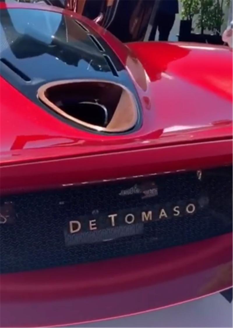 媲美帕加尼内饰的全新超跑,限量72台,排气斜向上喷,预售590万