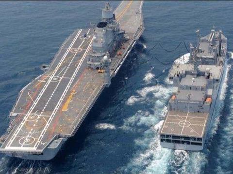 印度第二艘航母未造好,就安排第三艘?造价仅为中国航母五分之一