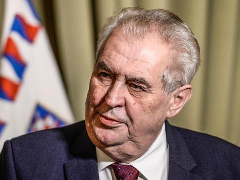 捷克总统:土耳其在叙利亚犯下战争罪,不能加入欧盟