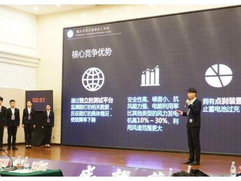 第一届全国技工院校学生创业创新大赛重庆市选拔赛落幕