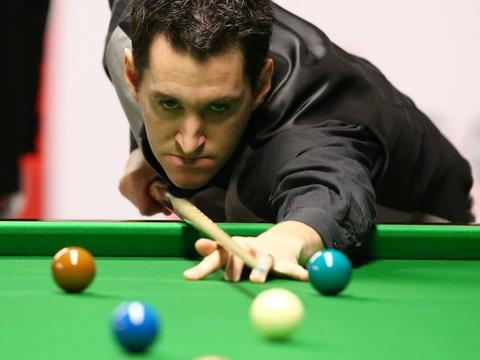 斯诺克英格兰赛决胜局现147满分杆,36岁英格兰选手看齐奥沙利文