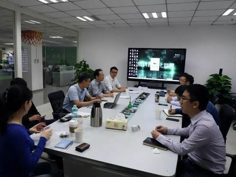 英特尔(中国)工程师/架构师夏磊一行到访云创