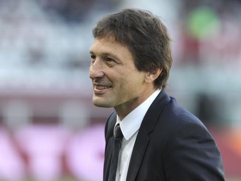 意媒:莱昂纳多想为巴黎签多纳鲁马、帕奎塔和埃斯波西托