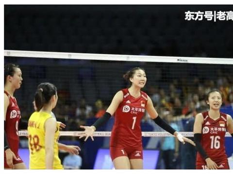 女排奥预赛中捷一战,中国队发挥最好的是袁心玥,最差的是这一人
