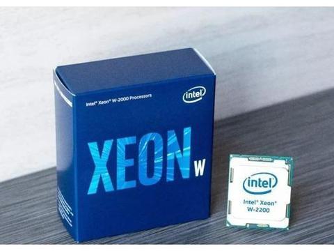 为AI极致加速!英特尔推全新至强W和酷睿X系列处理器