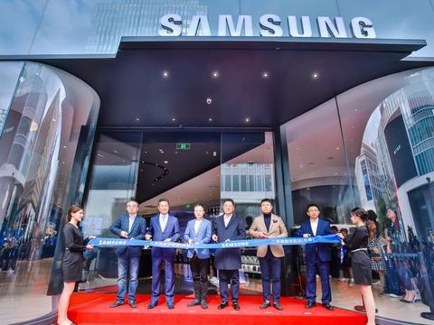 能否在中国市场崛起?中国第一家三星旗舰体验店正式开业