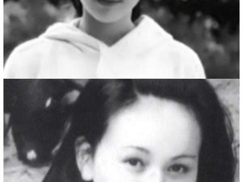 本以为陆依萍大学时够美了,看到雪姨年轻照,网友:心动的感觉!