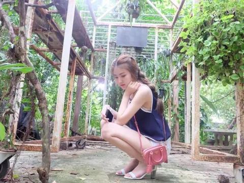 泰国甜美长腿护士,泰国网民心中的最美女神,真的太美了