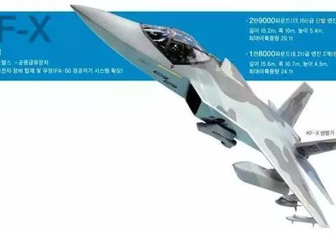 遭遇技术陷阱!韩国隐身战机设计缩水!有弹仓居然还不隐身?