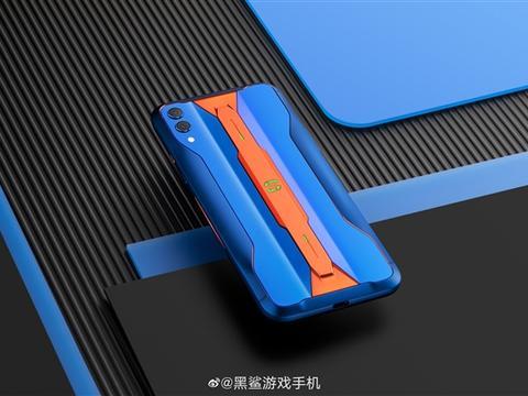 黑鲨2 Pro风行蓝版来了:UFS 3.0闪存 2999元起