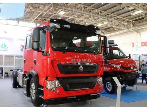 多款改装底盘亮相消防展 中国重汽要实现替代进口