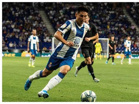 欧联杯-武磊造点+助攻 西班牙人3:1胜卢甘斯克索尔亚