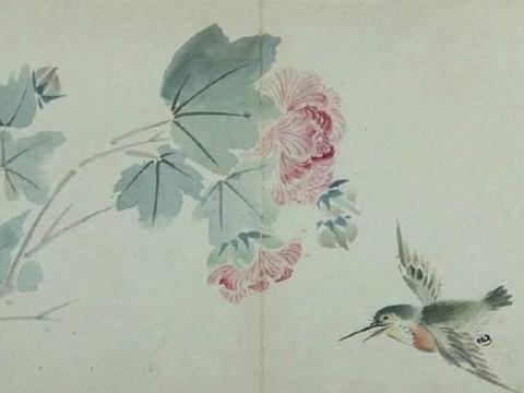 书画名家:陈书的花鸟画