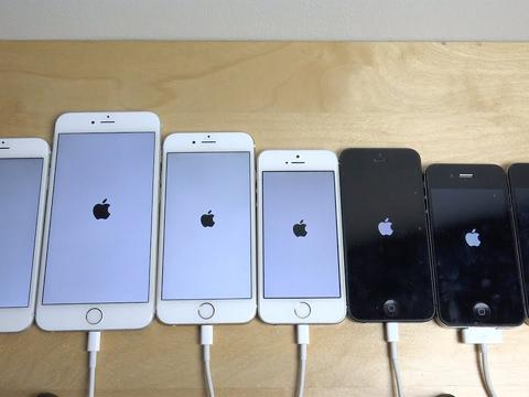 哪款iPhone是果粉心目中的神机?iPhone4和6S被果粉捧上天