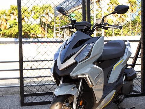 最强150水冷踏板发布,15.5马力+博世ABS,全LED灯