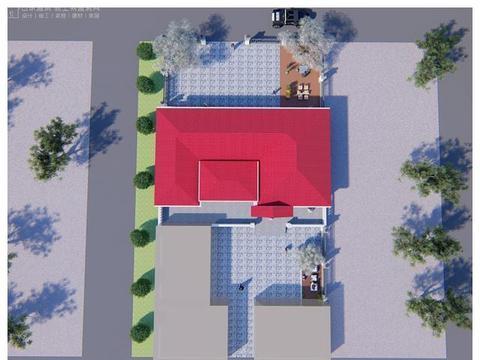 38万打造北方一层小院,锅炉房设计让你的家更温暖