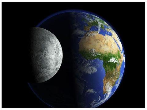 月球正在围绕太阳旋转,颠覆以往认知!课本上的知识难道错了?