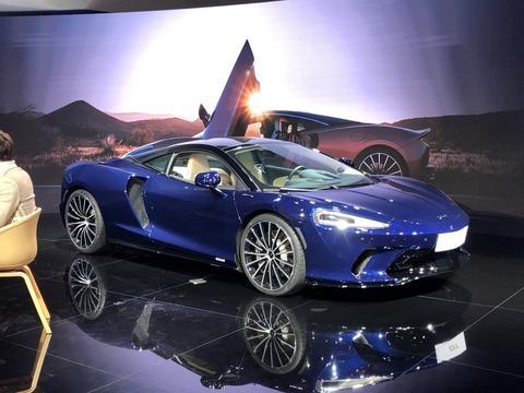 迈凯伦GT正式在中国上市 售价198.80万元