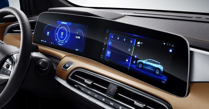 基于广汽新能源第二代GEP纯电平台打造的智能超跑SUV—Aion LX