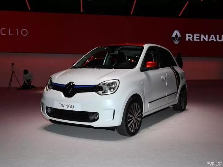 或2020年推出 雷诺将推Twingo纯电动版