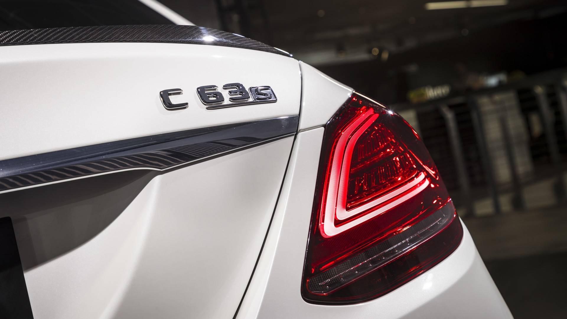 取消大排量V8发动机 全新AMG C 63或将搭载4缸发动机