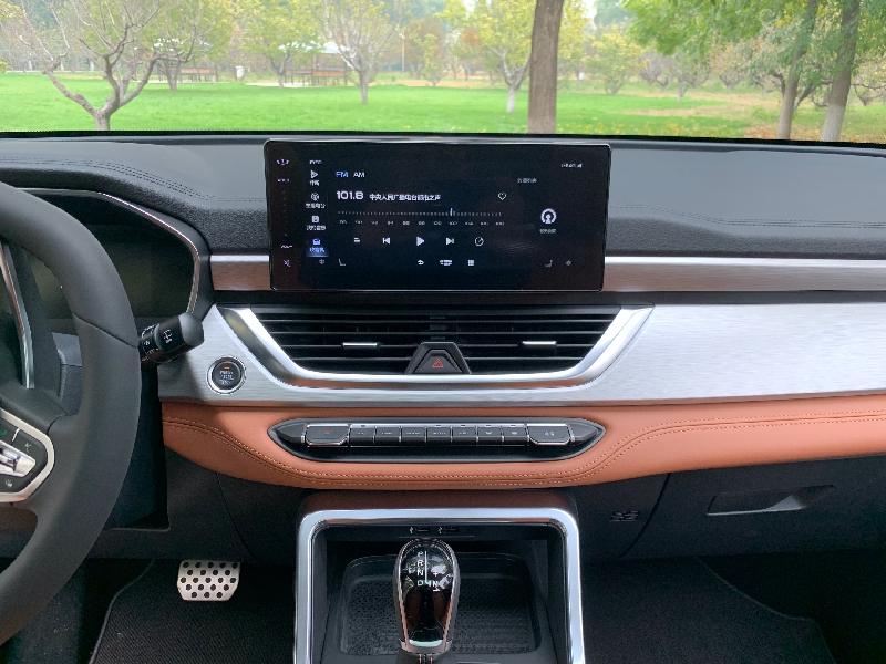 吉利汽车推出具有市场冲击力的SUV-全新远景X6,7万起价!