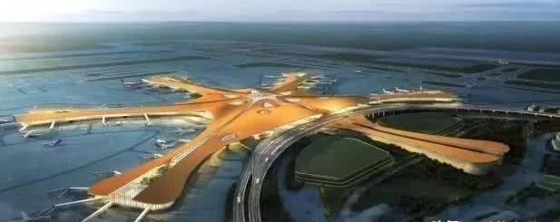 全球最大机场,世界建筑三大奇迹,高铁地下跑,抗强震还能抗台风