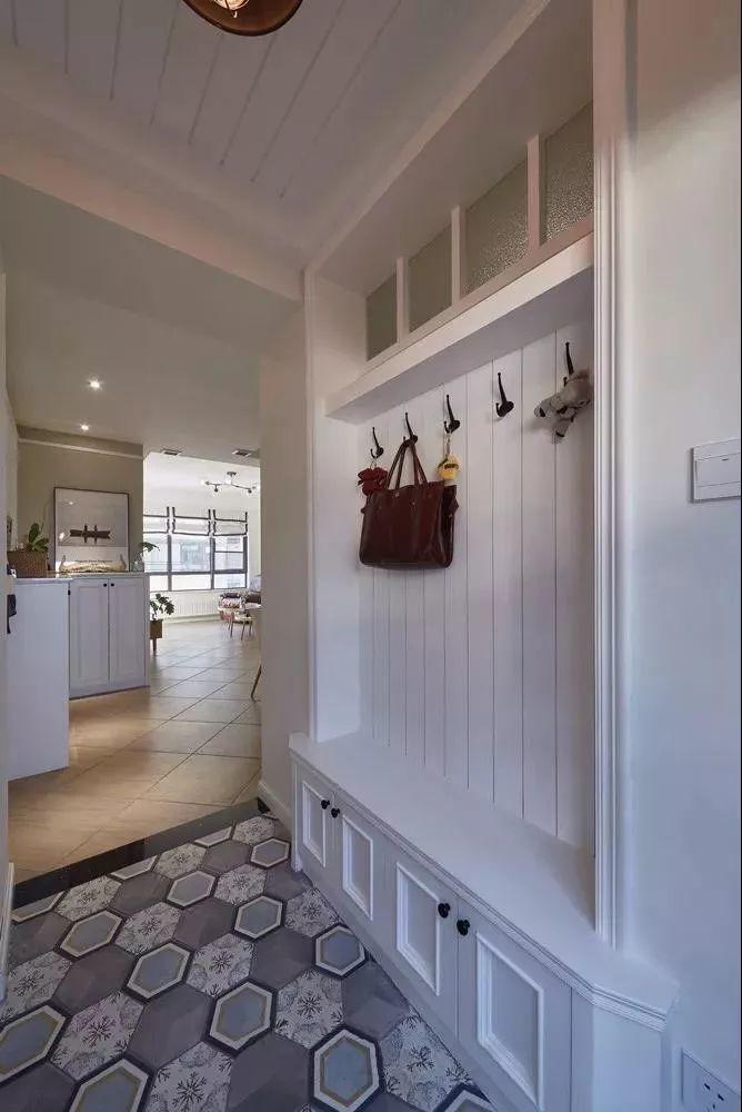 68㎡北欧风小复式,轻松利落的居家环境,风格虽简约,却清新舒适