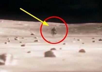 """火星发现""""忍者"""",人形特征明显,专家:应该是未知生命体!"""
