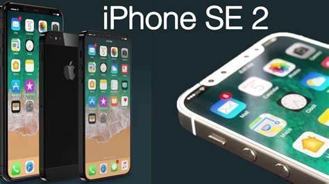 iPhone SE2新料2020年初发布,iPhoneX沦为弃机,无奈