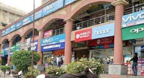 中国品牌在印度手机市场发威高端市场占比达57.1%