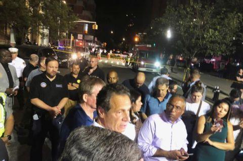 纽约曼哈顿大面积停电 官员仍在调查原因