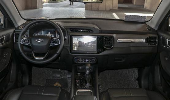 奇瑞瑞虎5x HERO高能版上市,动力操控全面升级