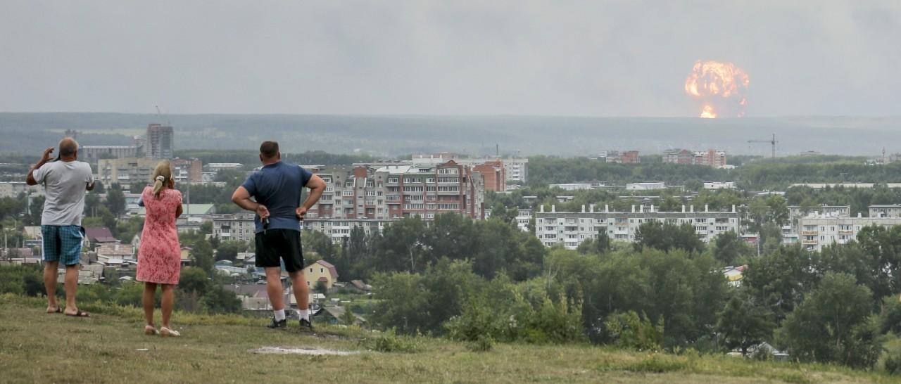 俄罗斯的那起小火灾,会变成十年后恐怖片的开头吗?