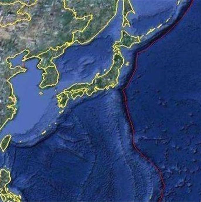 上帝正在向日本招手,本岛又向海沟推进50米,网友:多行不义必自毙