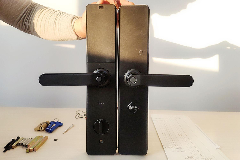 智能门锁:小益门锁守护你家里的第一道防线