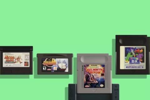 Analogue宣布全新GameBoy,支持GB游戏卡带