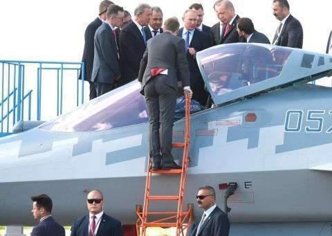 为何苏-57不重视隐身 俄罗斯战机新思路能否适应未来战场?