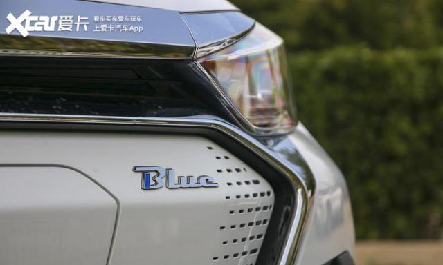 爱卡新能源评测 高性价比北汽新能源EX5