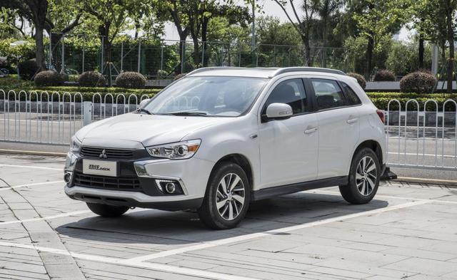 15万内、合资、动感、SUV,它就是广汽三菱劲炫