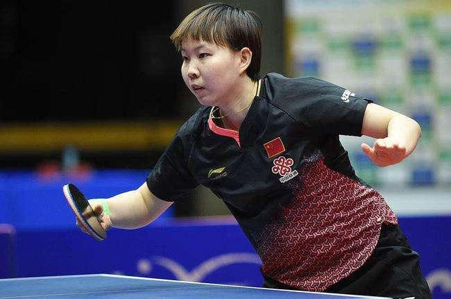 朱雨玲火力全开,横扫加拿大华裔运动员,强势晋级世界杯八强