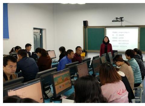 素质教育从何开始?平阴县两小学开展教工和学生课外活动