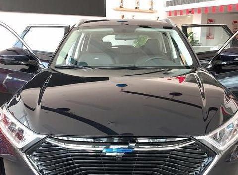 又一辆非常厚道的国产SUV,蓝鲸1.5T,预售7.99万元起