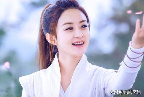 古装白衣女星,赵丽颖帅气,杨幂仙气十足,有没有你们喜欢的?