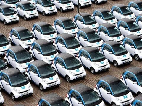 共享汽车日益发展,可车辆损坏问题摊上就要负责?