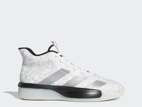 阴阳设计+可爱涂鸦!这双星战 x adidas联名球鞋有点酷